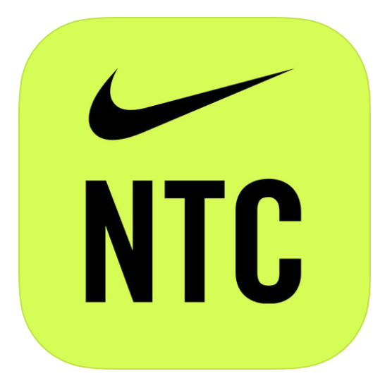 nike training club 居家運動