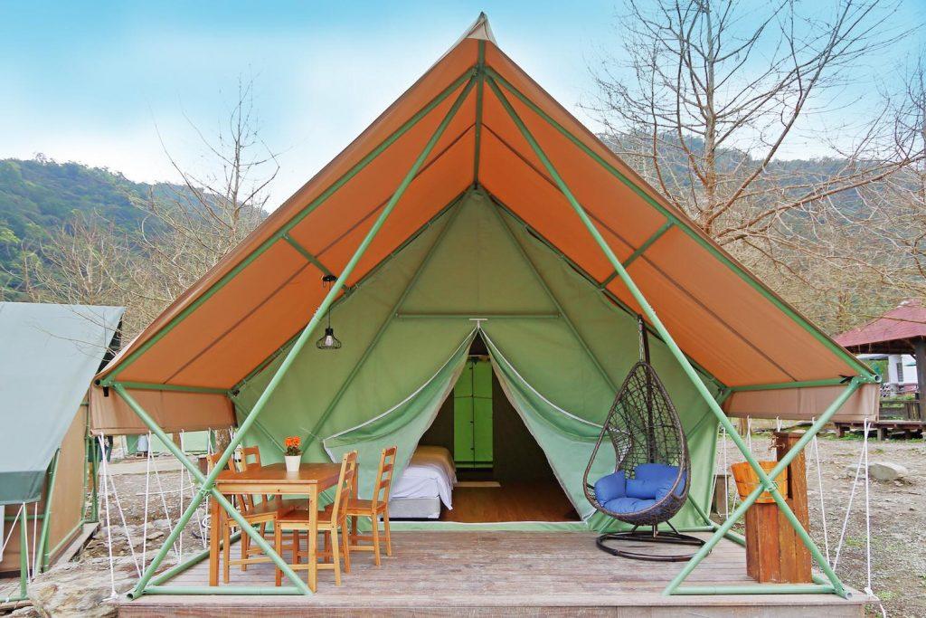 【露營地推薦】新手懶人也適用的熱門營區 Top5!IG 熱門露營打卡營地分享