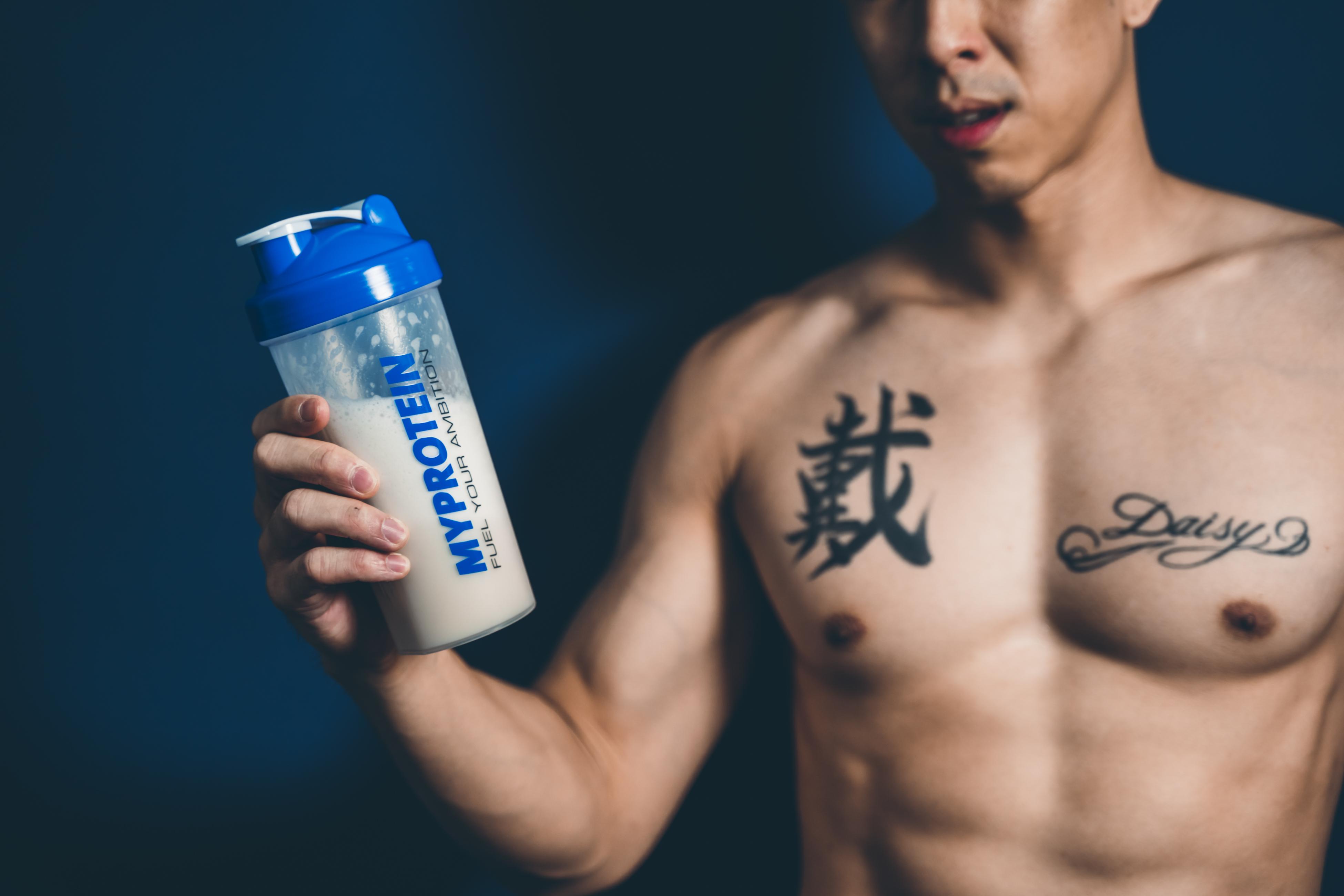 乳清蛋白 怎麼喝