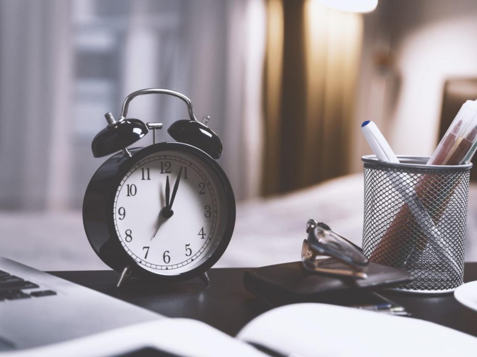 時間規劃 3 招教學 改善拖延症讓你事半功倍不再被死線追著跑!