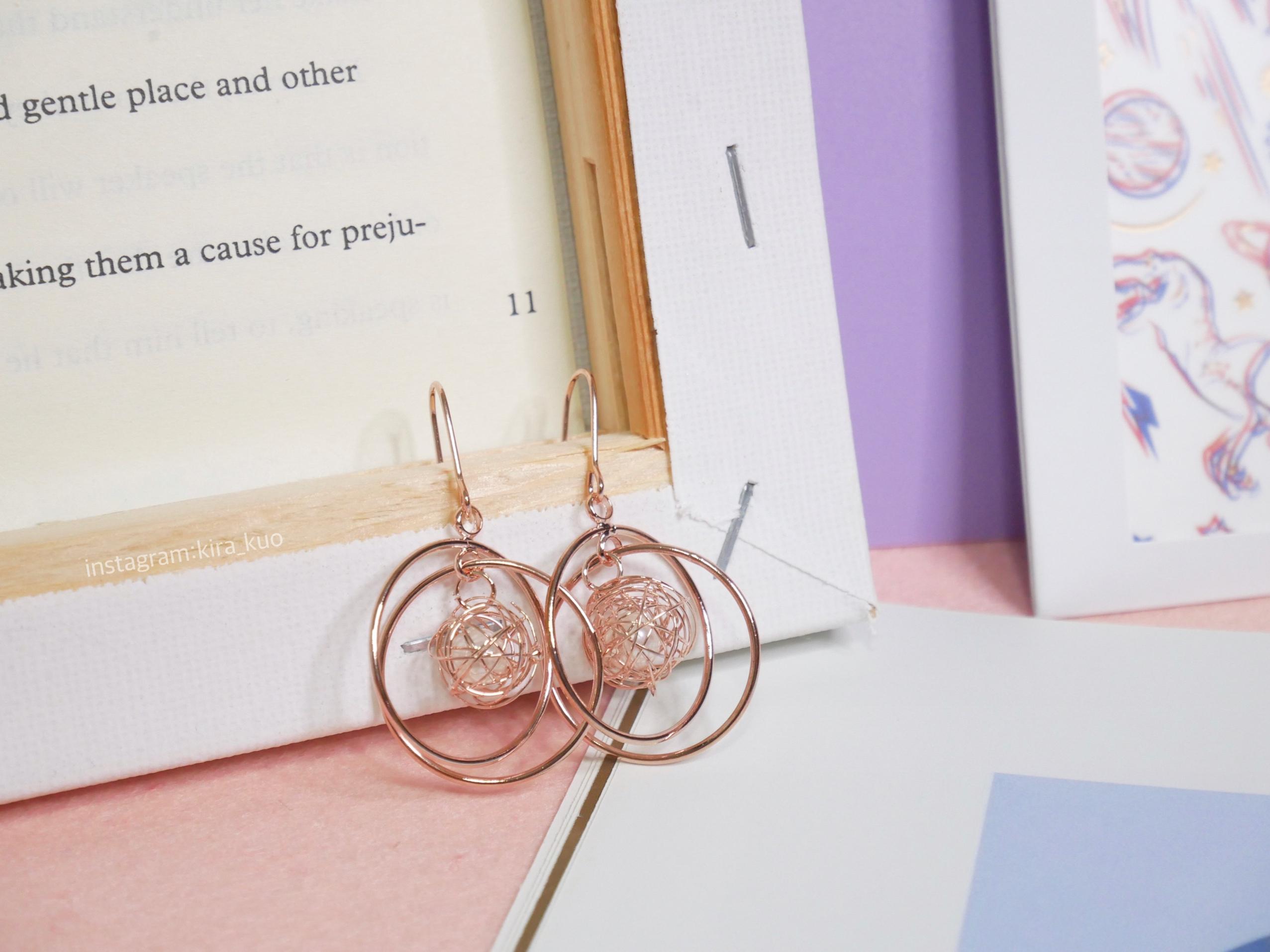 耳環 製作