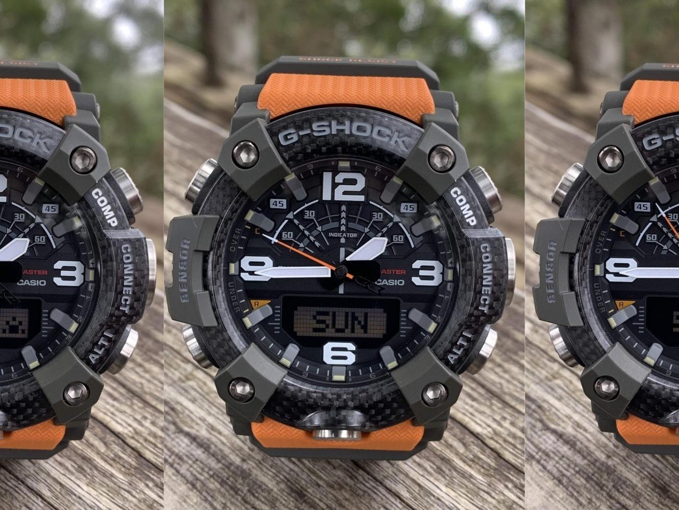 【G-SHOCK 手錶推薦】卡西歐新款,多功能運動藍芽手錶介紹評比!