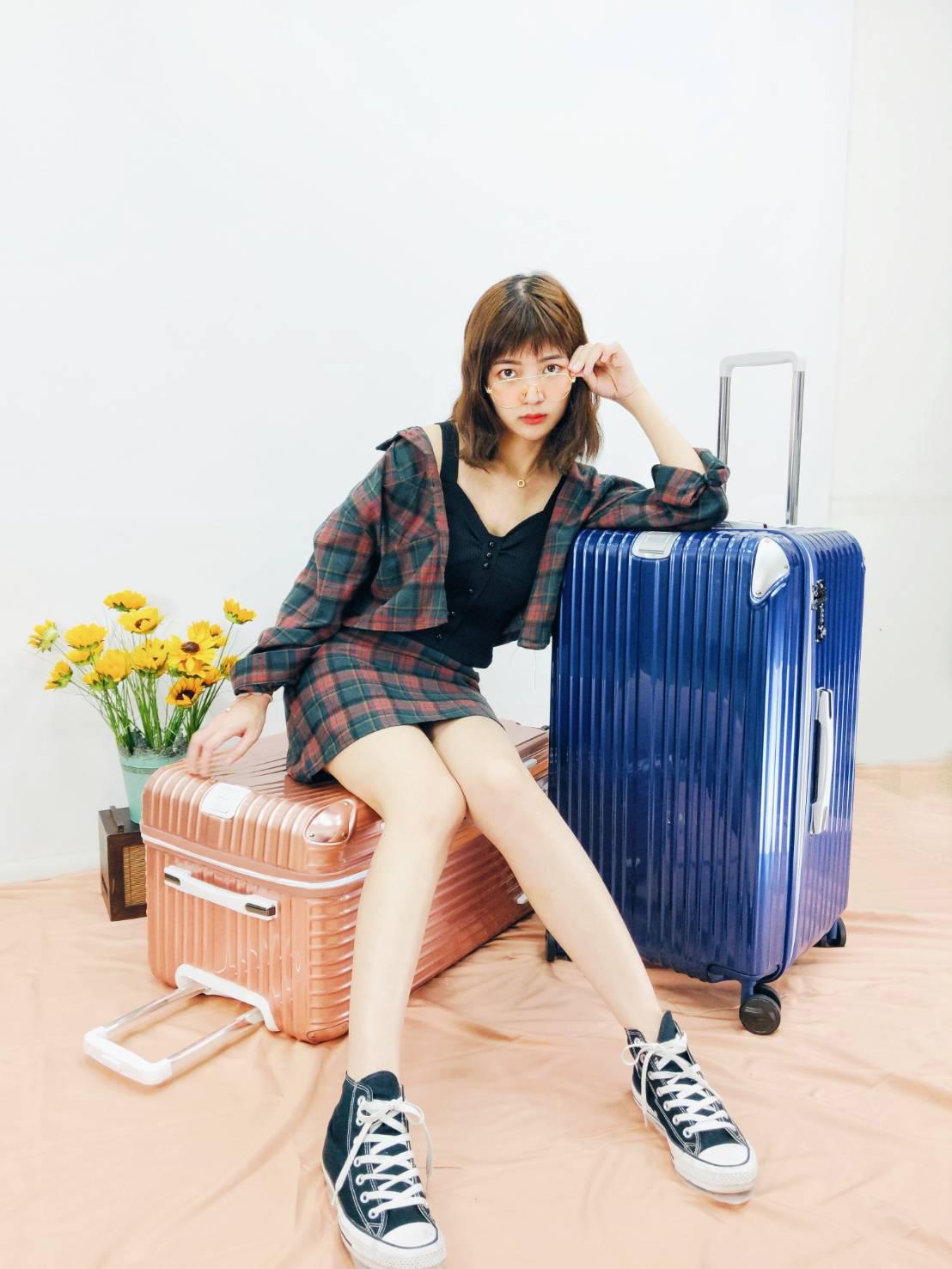 行李箱 容量