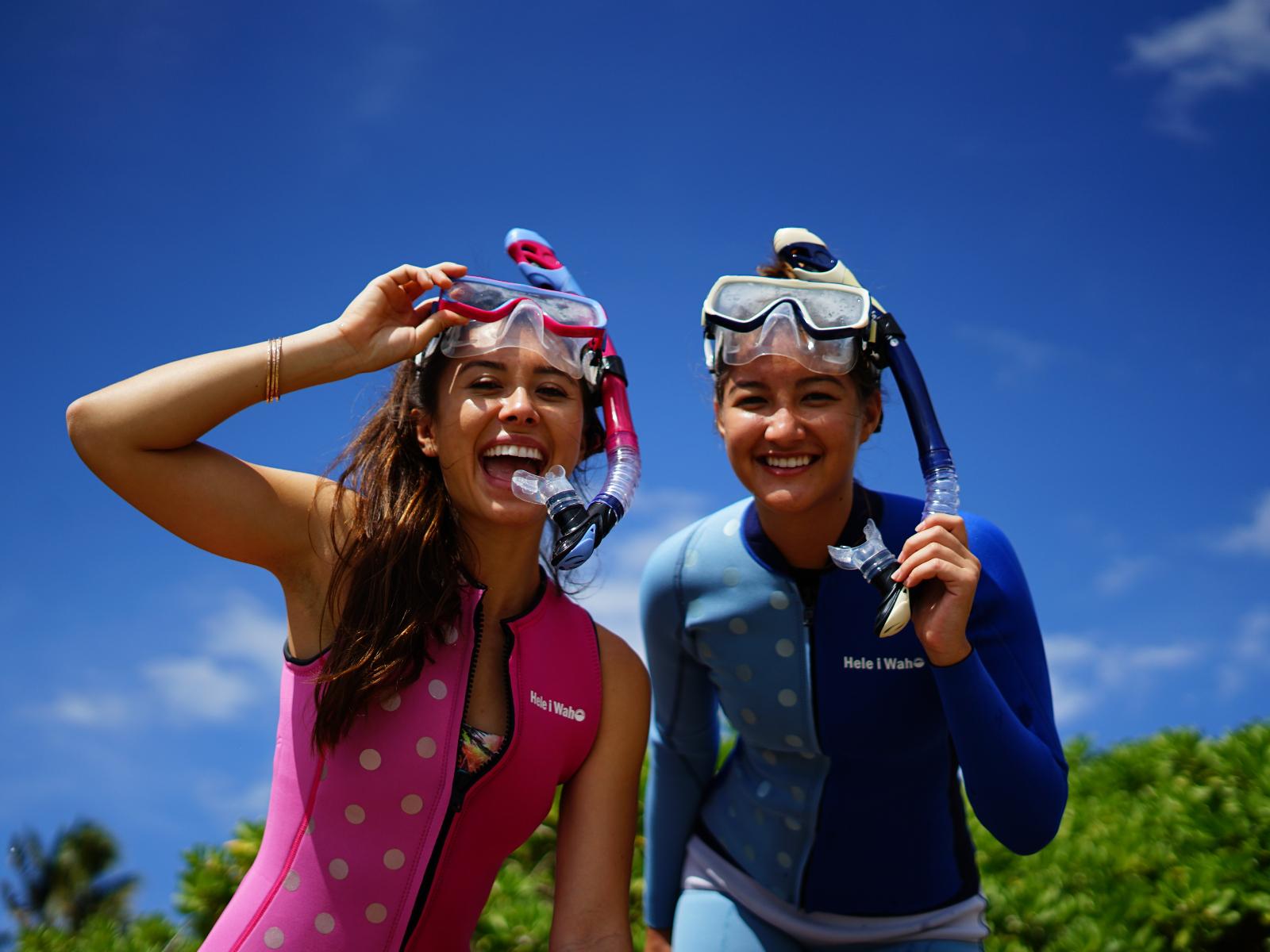 潛水裝備推薦|浮潛初學者必備,面鏡、毛巾衣、潛水袋新手入門購買清單