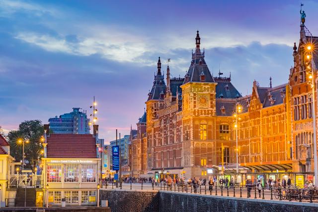 【阿姆斯特丹自由行攻略】必去的阿姆斯特丹景點、交通、超實用 App
