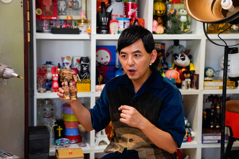 【變形金剛玩具】孩之寶找來台灣重量級明星,概念設計款全球唯一!