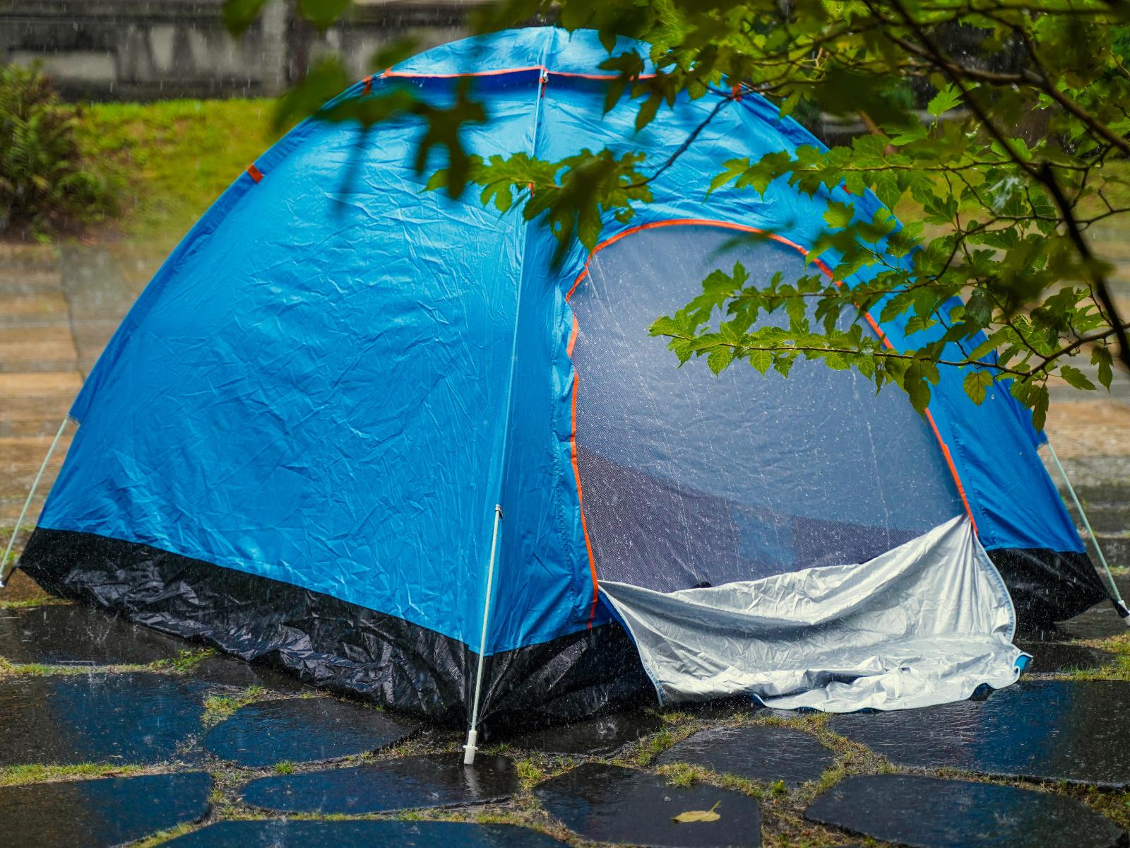 【帳篷收納】露營必備帳篷推薦|好收納、防水、超大空間開箱試用