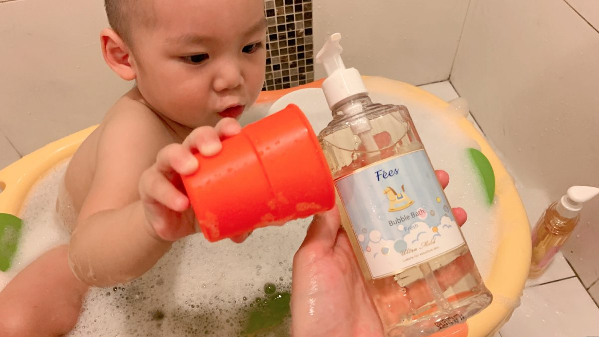 【Fées 法緻嬰兒沐浴】嬰兒皮膚保養好物,當然要選天然植物萃取的!