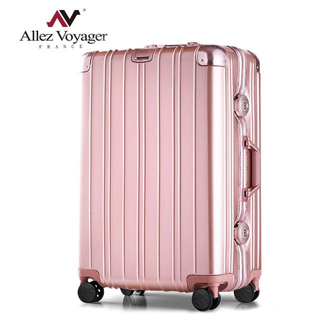 輔助輪行李箱