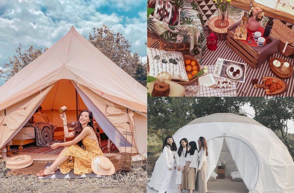 露營免裝備超豪華行程 全台特搜 7 間,連假就是要去露營、賞星、看日出!