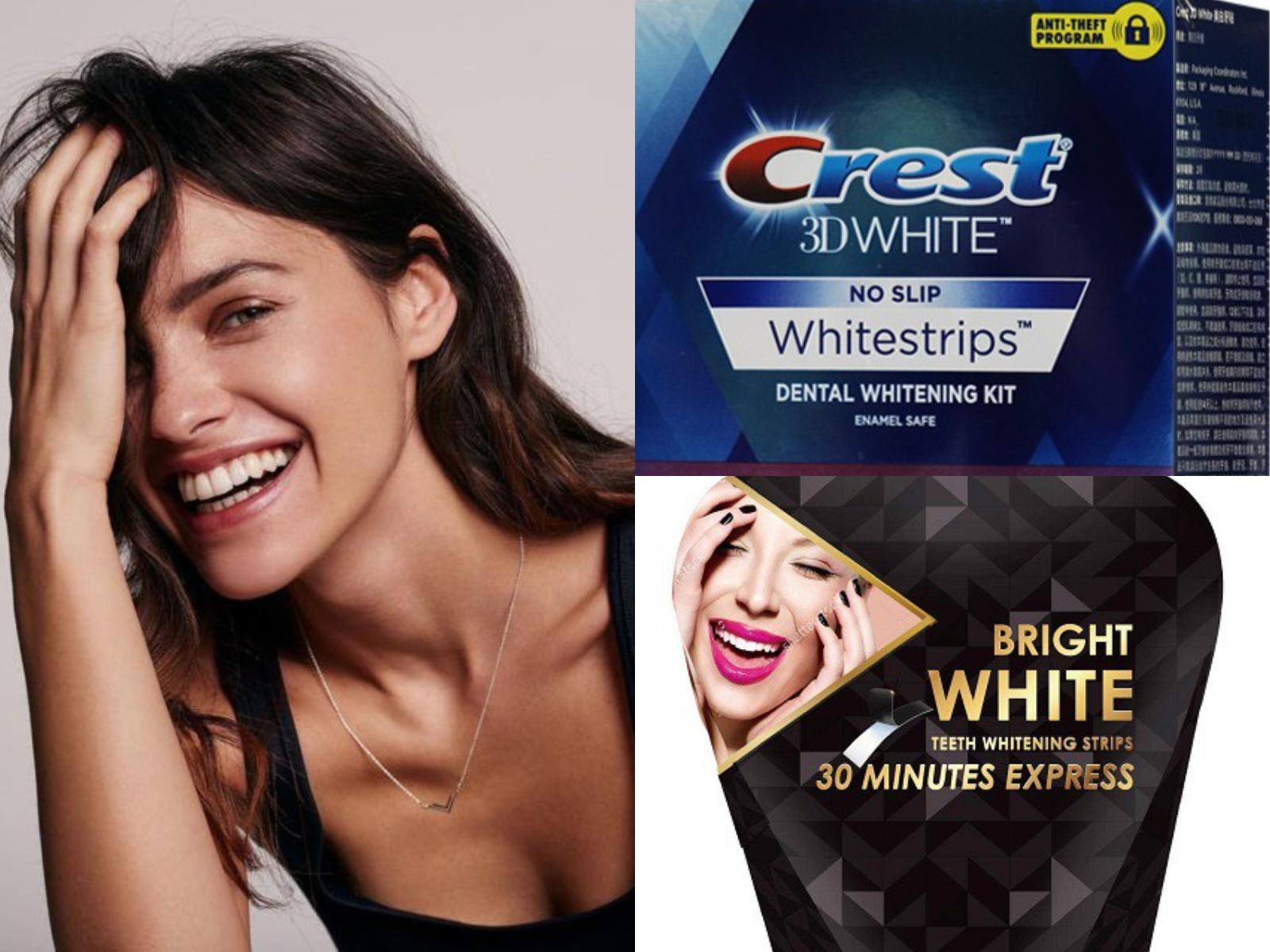 「牙齒美白貼片」推薦-Crest、Protis 普麗斯、Anriea 艾黎亞,別讓一口黃牙毀了你的笑容!