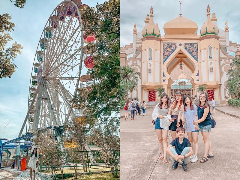 超人氣遊樂園|親子同樂、假日出遊,劍湖山、六福村交通票價總整理!