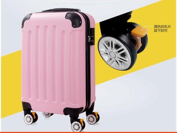 行李箱剎車輪