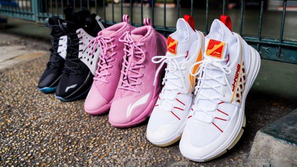 李寧 籃球鞋