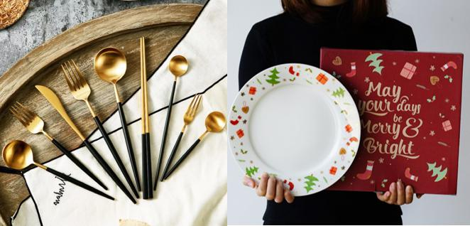 【2019聖誕禮盒推薦】15種最想收到的聖誕禮盒_餐具禮盒