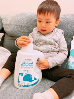 幼兒洗衣精