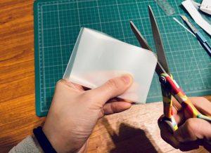 口罩暫存夾DIY-13-邊緣尖尖的地方可用剪刀修圓