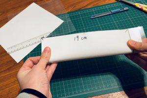 口罩暫存夾DIY-7-寬邊對折