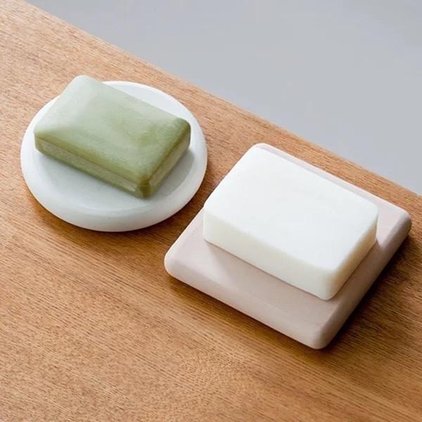 珪藻土肥皂墊