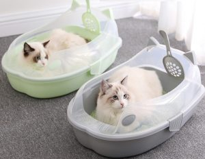 線上寵物展-貓砂盆