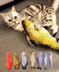 線上寵物展-貓草玩具