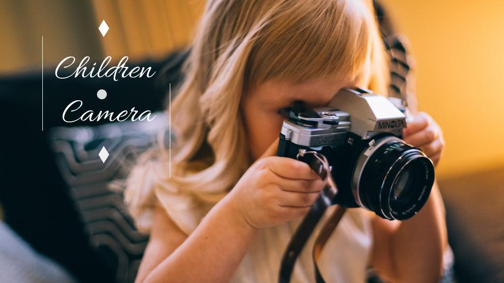 兒童相機推薦|兒童數位相機有什麼不一樣?小孩相機挑選要點/熱門品牌