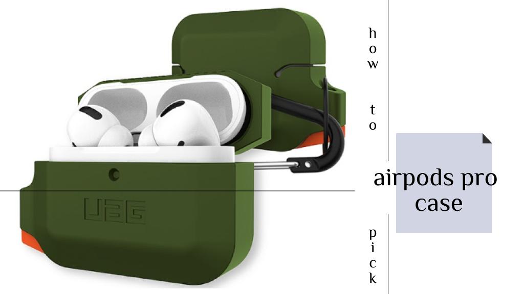 UAG 保護殼開箱評價,讓 Airpods Pro 不僅耐衝擊防水防塵,而且還很帥!