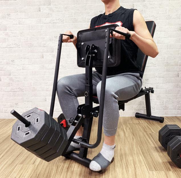 在家重訓 居家健身器材