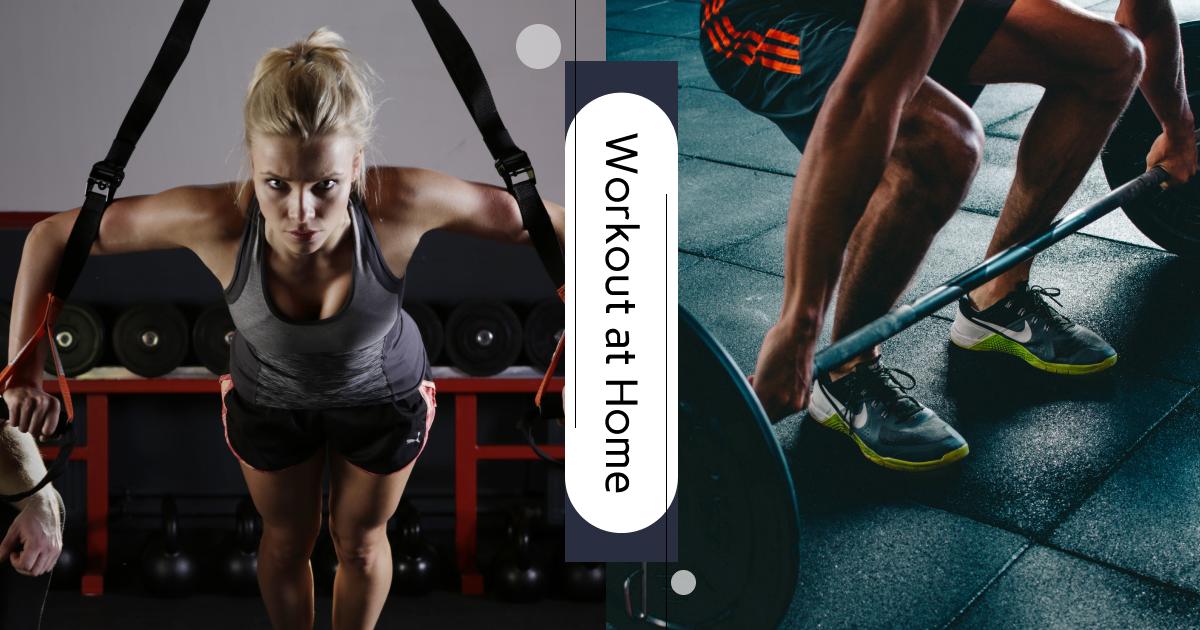 如何在家重訓?居家健身器材推薦|讓你在有限的空間內也可以練出好線條