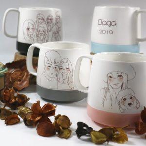 國小生畢業禮物_客製化杯子