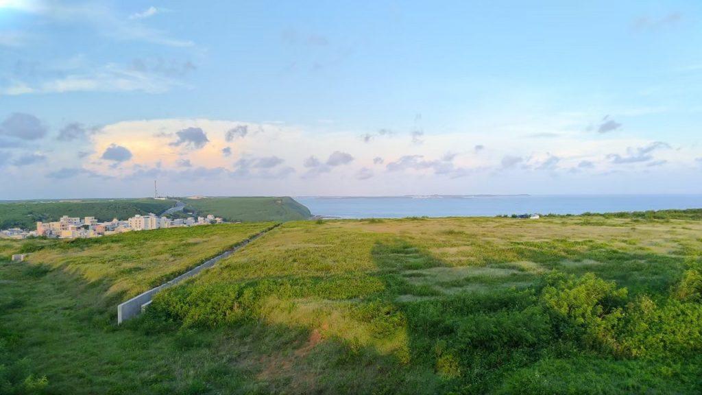 吉貝嶼景點