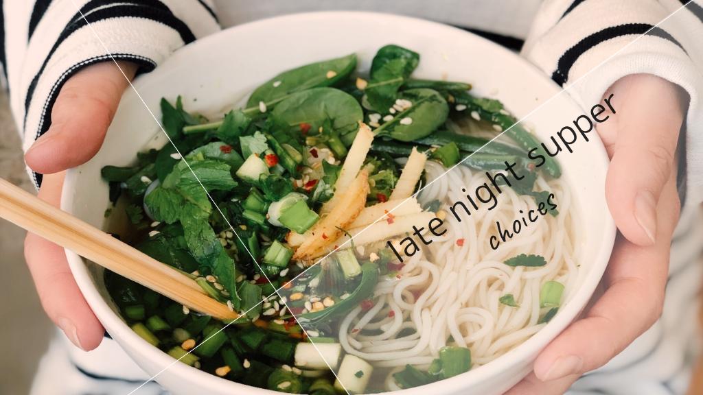 蒟蒻麵料理推薦 越南牛肉湯、泰式酸辣通通有,吃宵夜/消夜不怕胖!