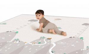 嬰兒遊戲地墊