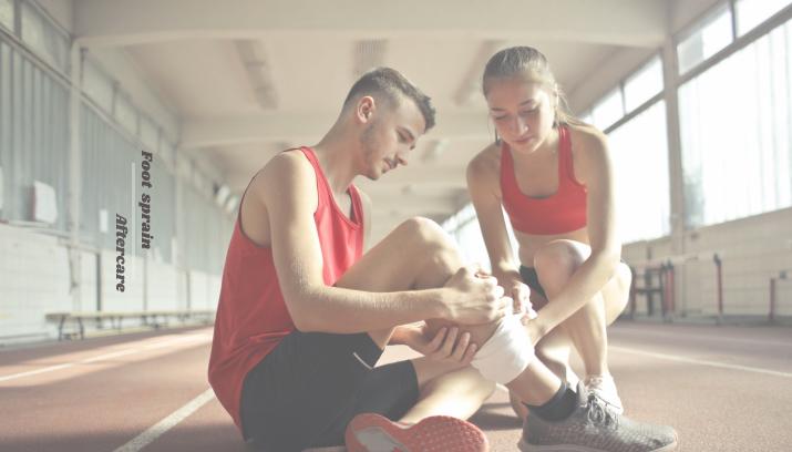 腳扭到怎麼辦?如何判斷受傷情況、簡單有效處理方式就看這篇!