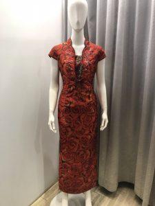 中式媽媽禮服