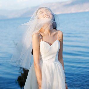 文青婚紗氣氛