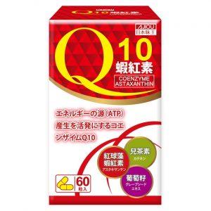 日本味王Q10蝦紅素膠囊