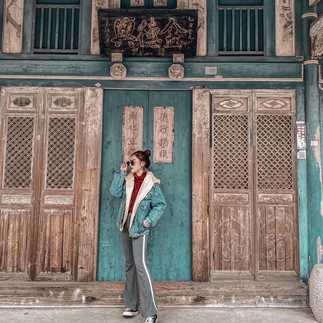 金德興 阮家古厝 台南後壁景點