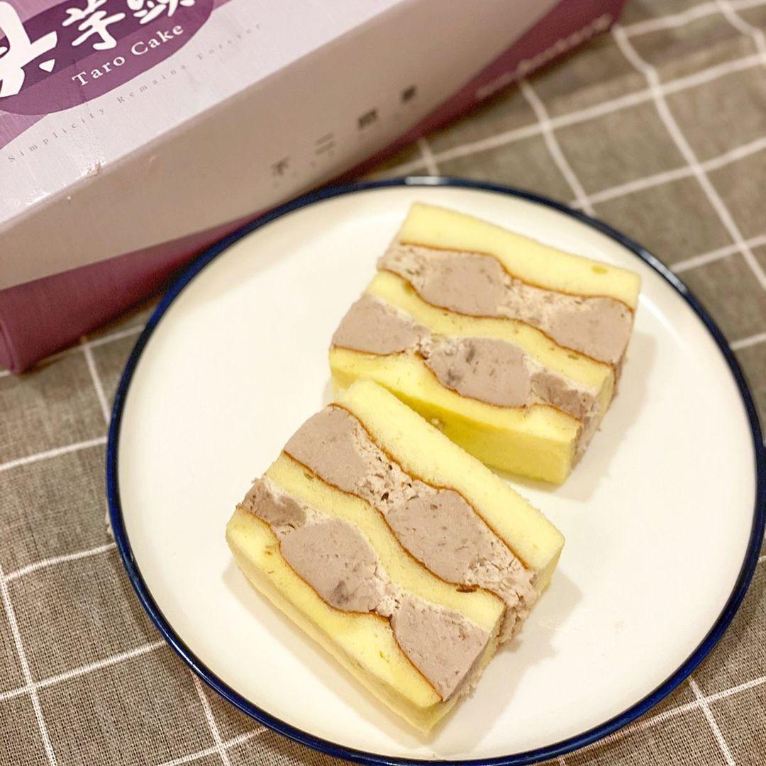 台北芋泥蛋糕 芋頭蛋糕推薦 不二緻果