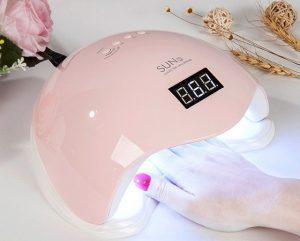 光療美甲DIY,怎麼自己做光療指甲-光療機