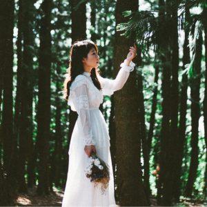 古董輕婚紗