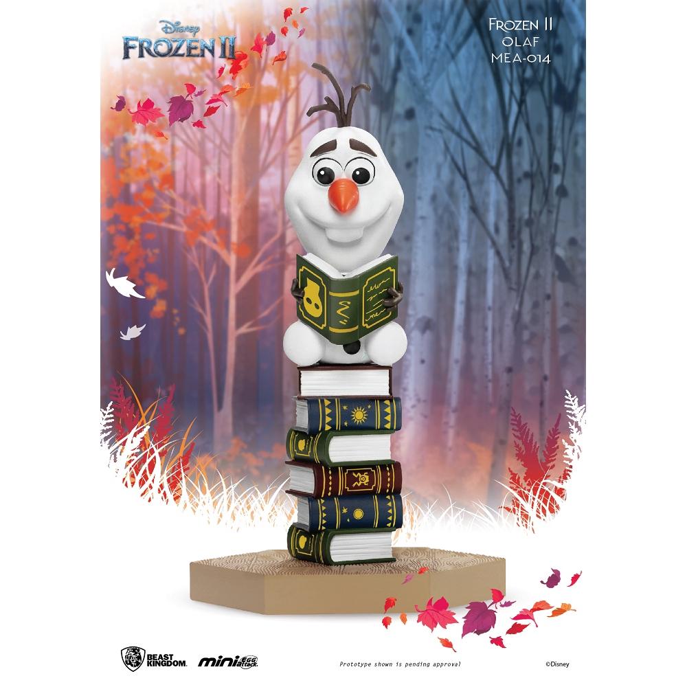 野獸國冰雪奇緣雪寶Olaf