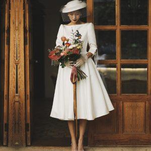 法式輕婚紗