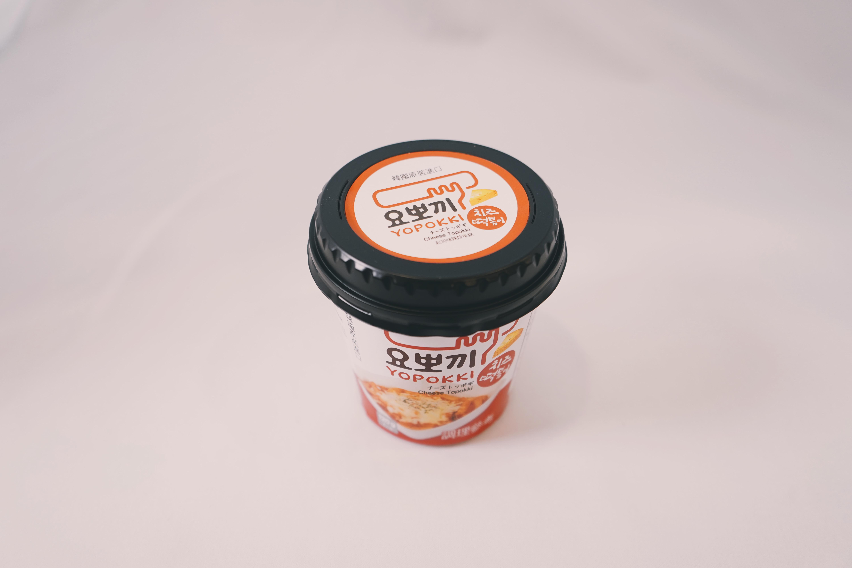 yopokki辣炒年糕 開箱