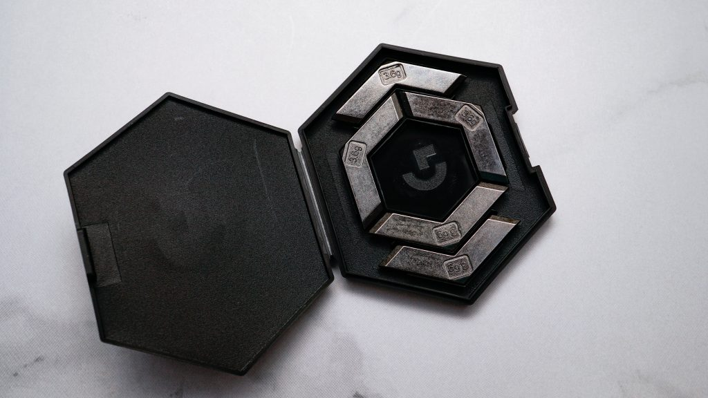 羅技Logitech G502滑鼠