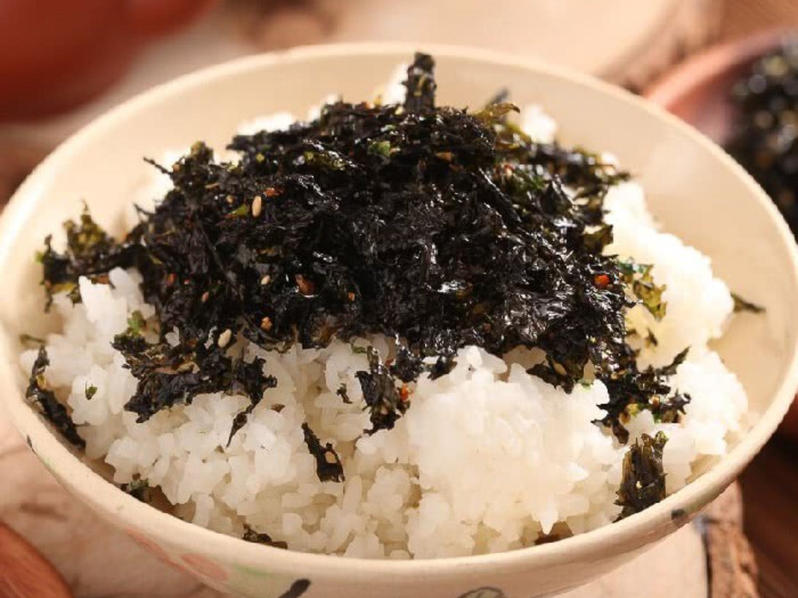 海苔酥 韓國