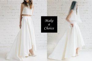 Make a Choice輕婚紗