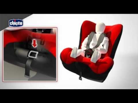 【Chicco 開箱實測】嬰兒推車+安全座椅使用評價、安裝教學!