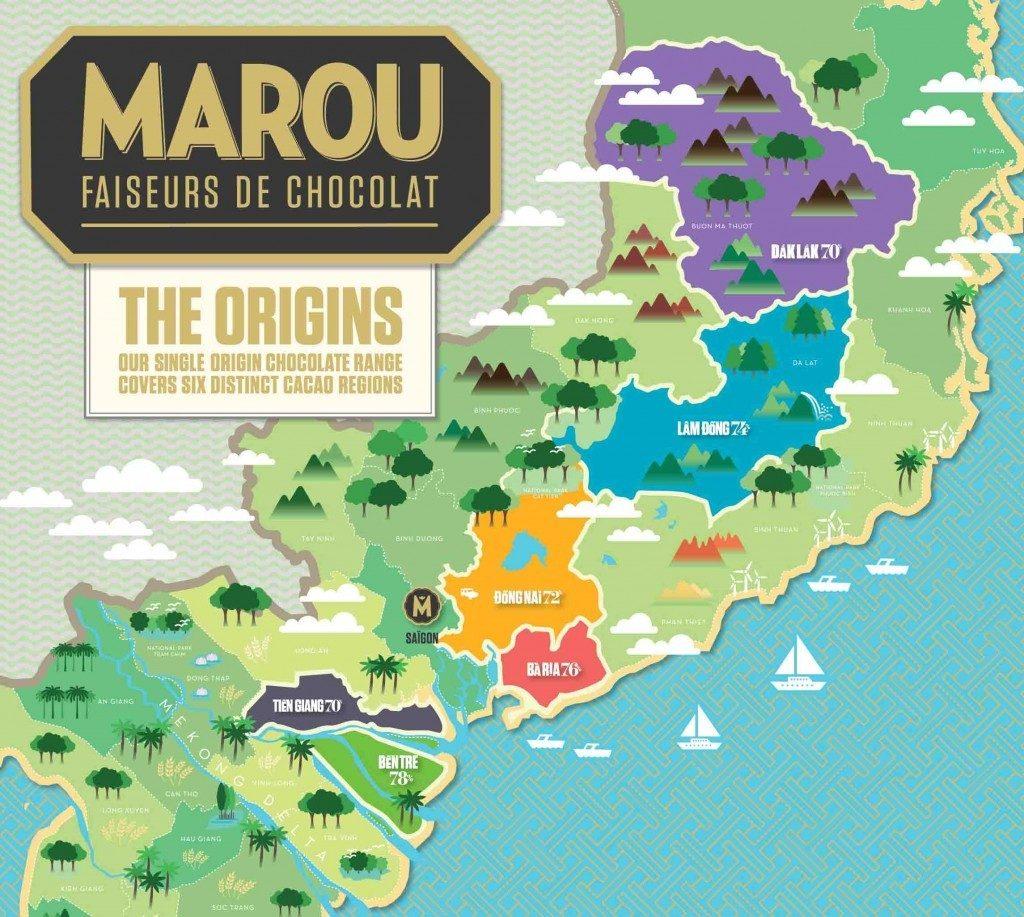 MAROU產地