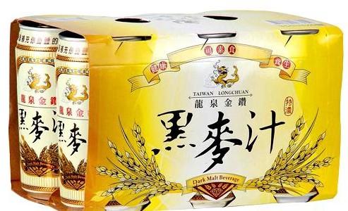 龍泉金鑽黑麥汁